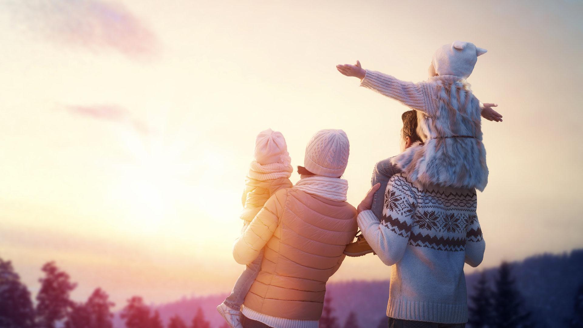 Que faire en famille pour les vacances de Noel ?