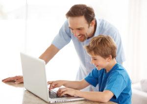 protection enfant internet